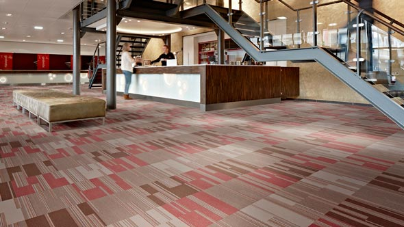 Birza Projectstoffering - Forbo-Flotex2